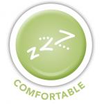 comfortable mimos pillow
